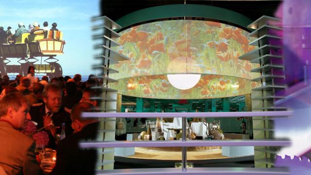 Miele auf der Domotechnica 2001, Köln