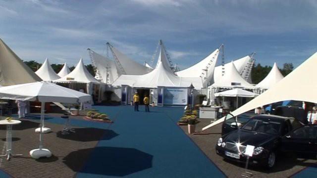 EWE – 75 Jahre: Road-Show (Making Of)