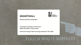 Smartwall. Playful Interactive Infographic. SW/Architects